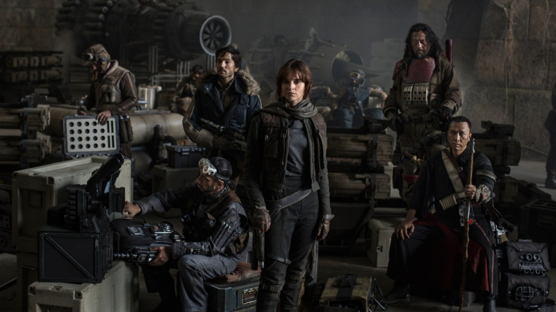 Star Wars: Rogue One