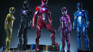 power rangers filme