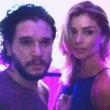 Kit Harington e Grazi Massafera