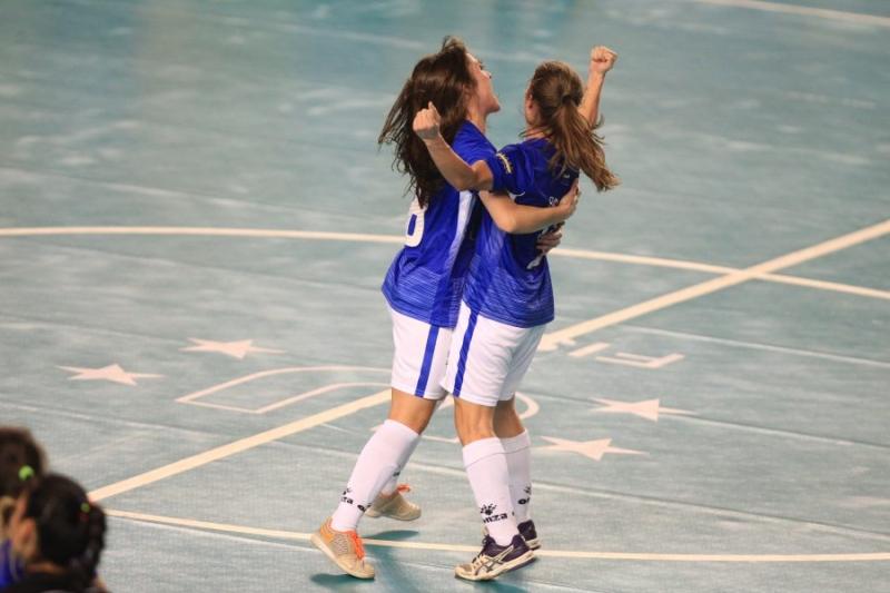5cf67a3b85 Brasil vence Rússia e é campeão mundial de futsal feminino