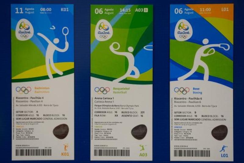 Comitê libera venda de 100 mil ingressos da Rio 2016 a partir desta  quarta-feira e45096d75ad47