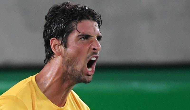 fb1113ca787 Bellucci vence uruguaio e pega belga nas oitavas da Rio 2016