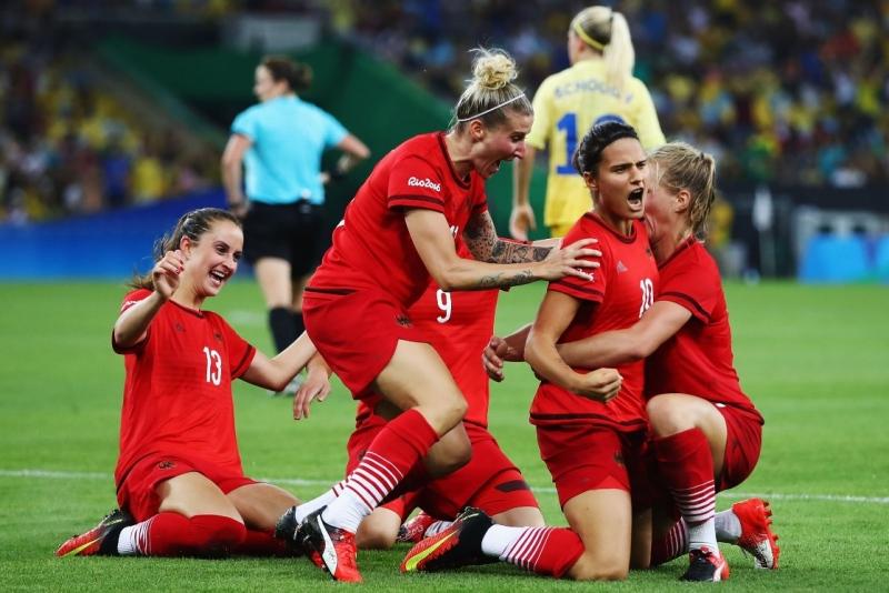 Alemanha vence a Suécia e leva ouro no futebol feminino a62776322f318