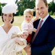 principe william kate famila real