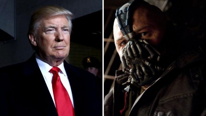 Donald Trump Cita Frase De Vilão De Batman Durante Discurso De Posse