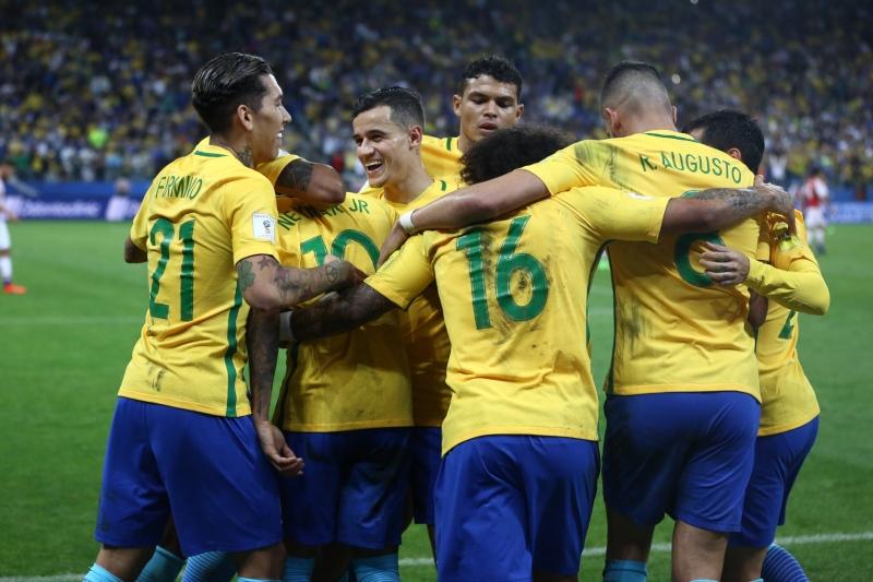 33509160bbf29 Seleção Brasileira