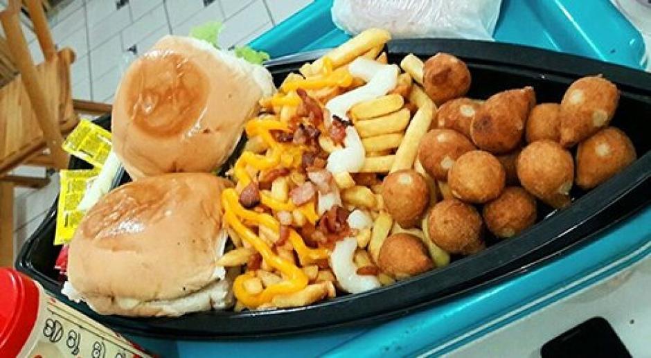 japonês ou açaí que nada melhor barca do brasil tem sanduíches
