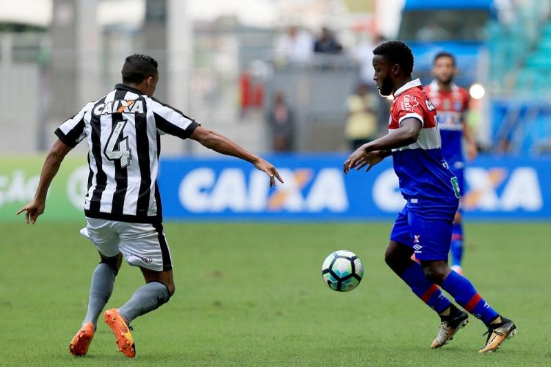 10bf0e9bc7729 Botafogo marca nos acréscimos