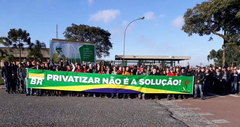 259029bd4 Petroleiros farão a maior greve da história da Petrobras, diz ...