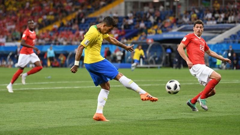 238f780efadd8 Fim de jogo  Brasil e Suíça empatam em estreia na Copa do Mundo 2018