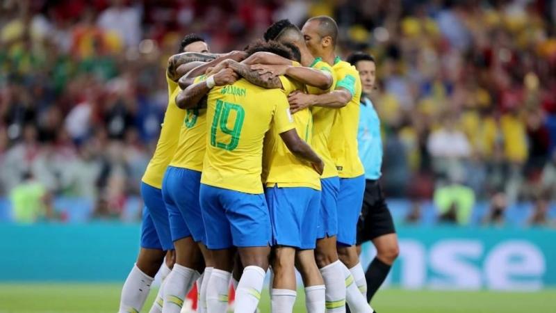 b7a68bacc5ea5 Brasil bate a Sérvia