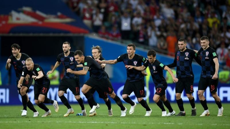 c8973832d6a26 Croácia vence a Rússia nos pênaltis e fica com a última vaga para a ...