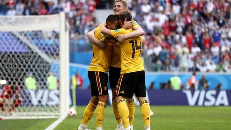 Bélgica bate a Inglaterra e fica com o 3º lugar na Copa do Mundo da ... aef7c2c3812