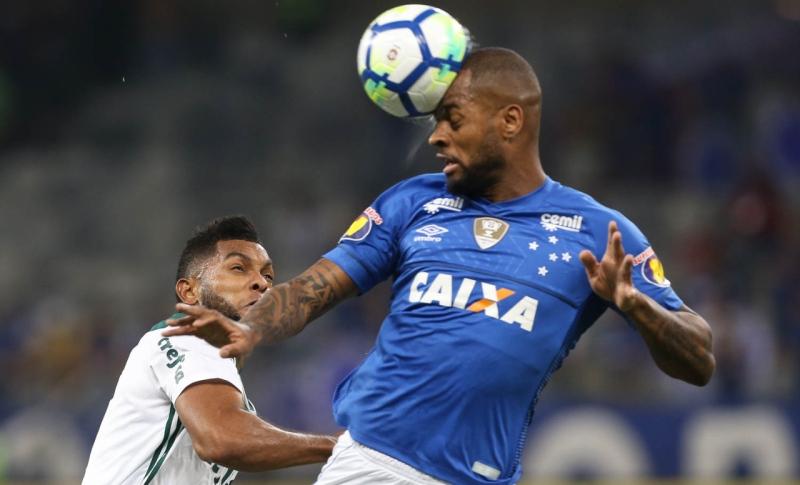 Palmeiras empata com o Cruzeiro e está fora da Copa do Brasil cd28d8c91ebdc