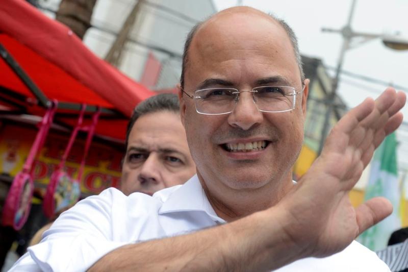 a79f2f357 Em sua primeira disputa, Witzel é eleito governador do Rio de Janeiro