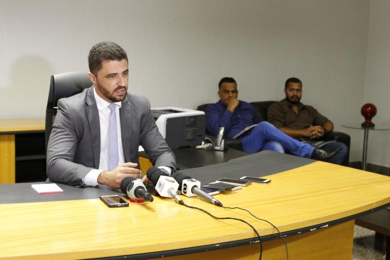 1bc3d60436 Secretário de Cidadania e Justiça assume Segurança Pública interinamente