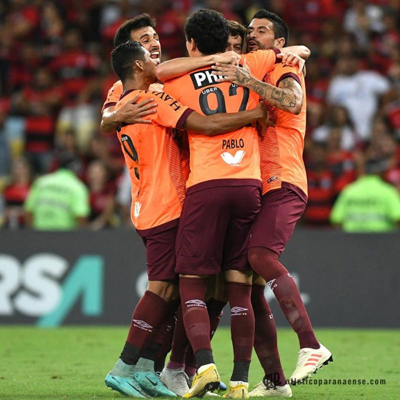 Atlético-PR e Junior Barranquilla decidem título hoje 4e6eb55086dfd