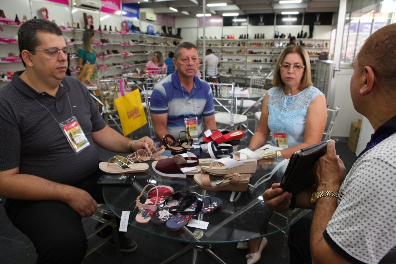 00e08153c7 Palmas Shoes e Fashion recebe empresários e expositores de nove ...