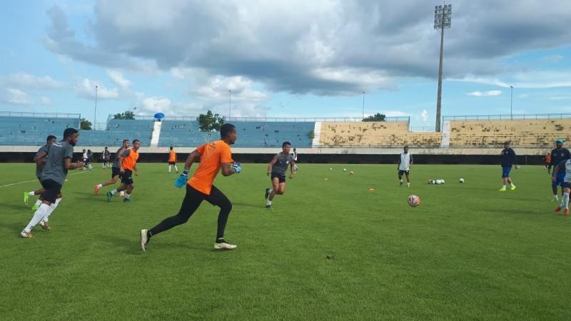 70b548656 Palmas busca melhor formação para estreia na Copa do Brasil