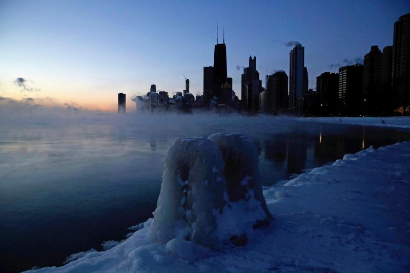 dd51b448b315f Número de mortos por onda de frio nos EUA chega a 21