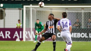 Atlético-MG x Defensor-URU