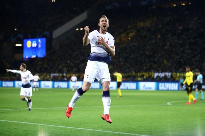 8af25c7ab4 Tottenham vence Dortmund de novo e confirma vaga nas quartas da Liga ...