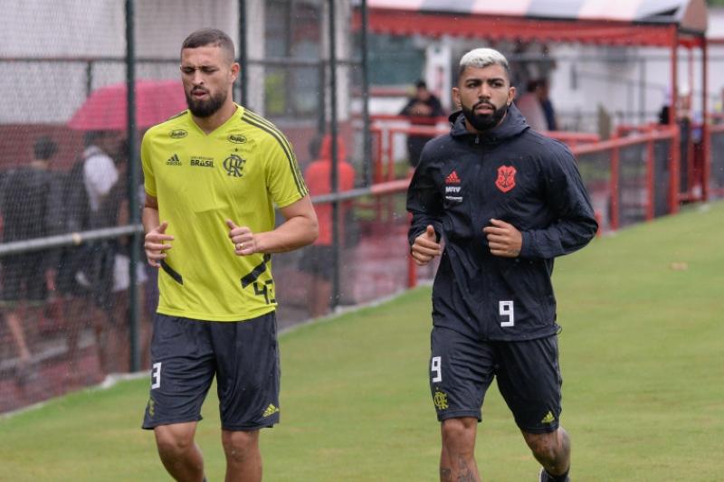 6c1f88f6d754a No Flamengo