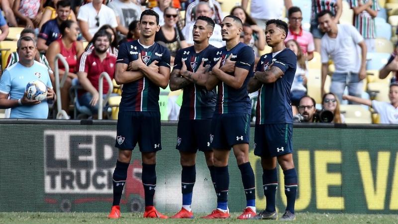 761ffff106ca5 Fluminense bate Cabofriense por 2 a 1 e assume liderança do Grupo B ...