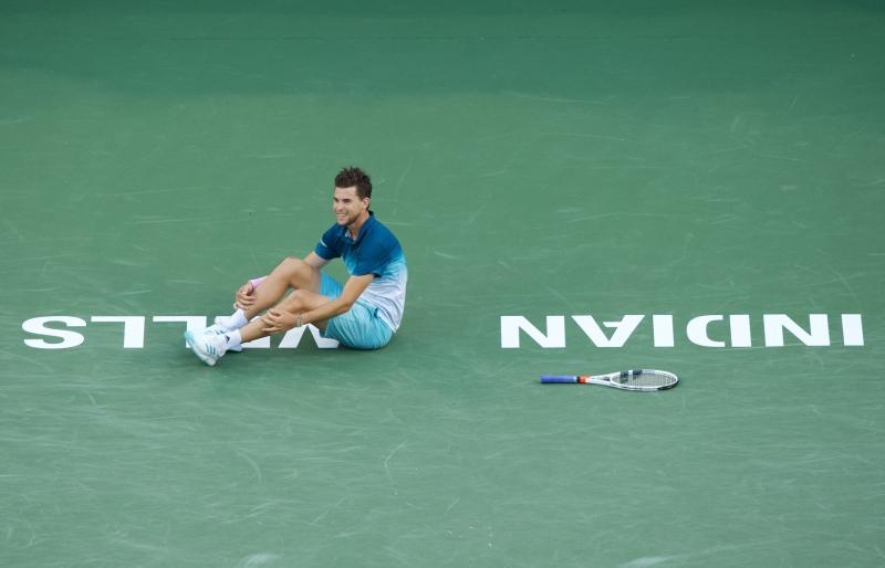05a06508d88 Thiem bate Federer de virada e fatura seu 1º Masters 1000 em Indian ...