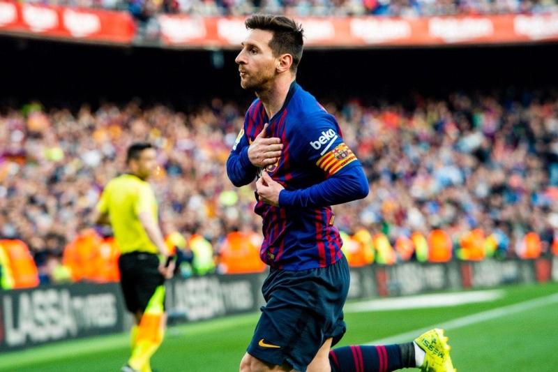 96ac28776203d Messi é eleito melhor do mundo pela 5ª vez
