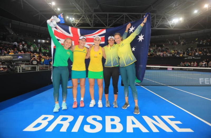 f0a796c40 Austrália e França triunfam em semifinais e vão decidir o título da ...