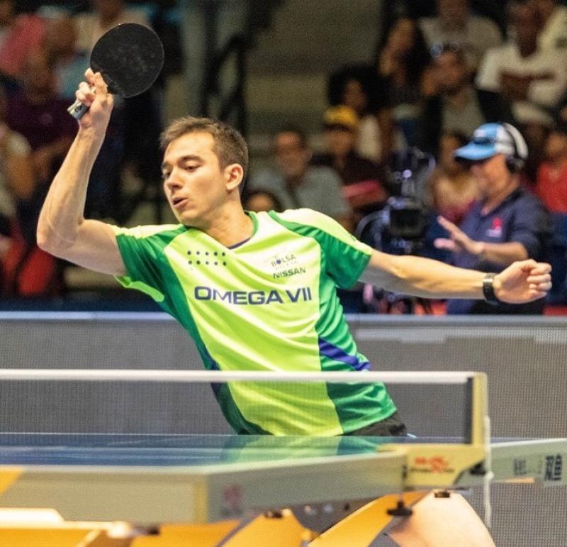 a9f554de247 Calderano perde de chinês campeão olímpico e mundial e cai nas ...