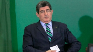 Presidente do BNDES, Joaquim Levy