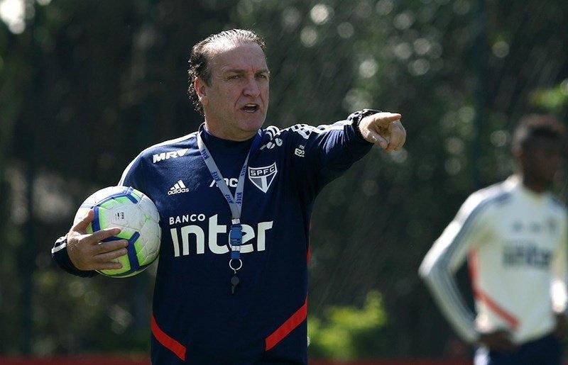6facced02a87 São Paulo finaliza preparação com treino fechado e viaja ao Rio para ...