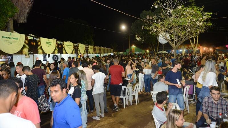 Festival Gastronômico de Taquaruçu abre seleção para ambulantes