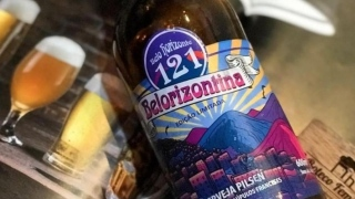 Cerveja Belorizontina, da Backer