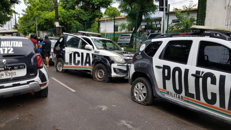 Resultado de imagem para Coronavírus: Polícia Militar fiscaliza e orienta fechamento de estabelecimentos ceara