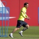 Messi participa de treino do Barcelona